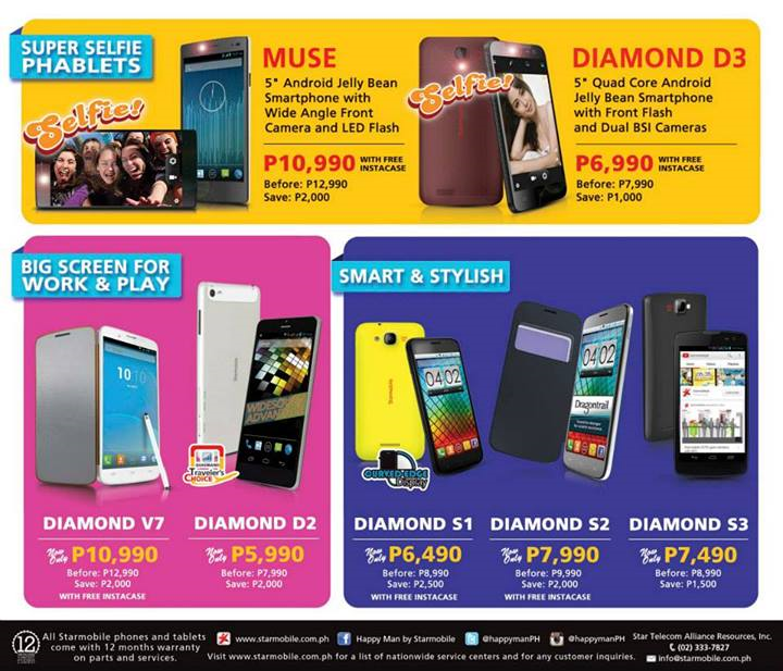 Starmobile Big Time Promo Price List