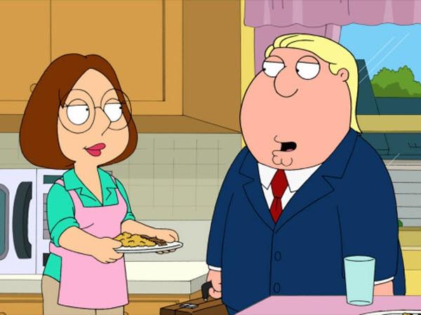 Family Guy - Season 9 Episode 13: Trading Places