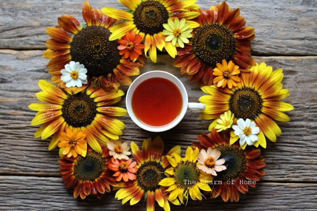 2016 Tea Review: The Charm of Home