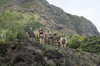Jumanji: Welcome to the Jungle Jack Black, Nick Jonas, Kevin Hart, Dwayne Johnson and Karen Gillan Image 1 (9)