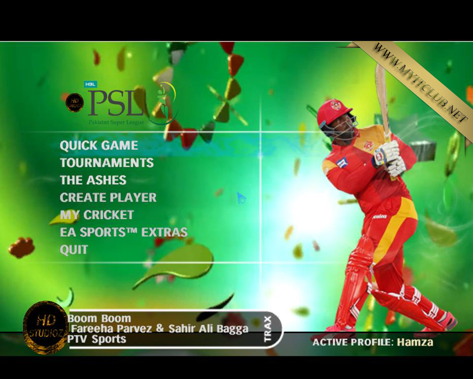 HBL PSL GAME 2017 Free Download (Pakistan Super League