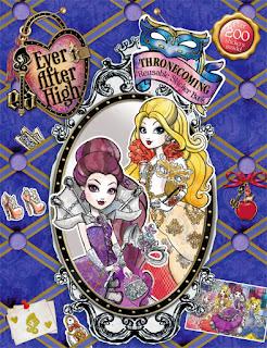 Ever After High: La fiesta de coronación (2014) [Latino]