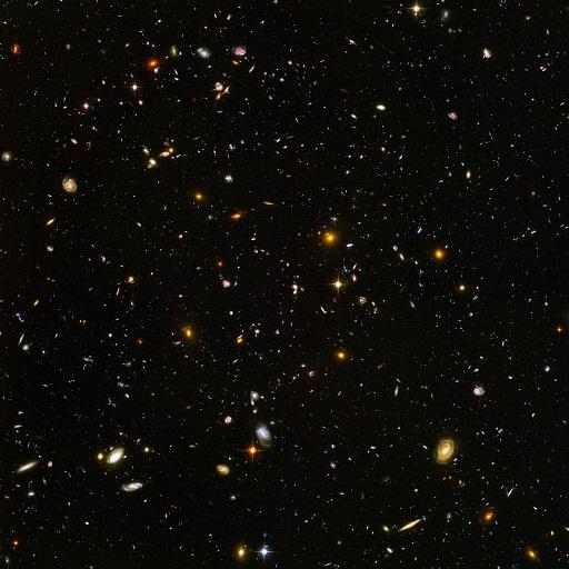 insignificancia diante das galaxias carlos romero