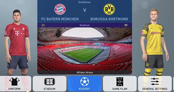PES 2019 Bayern Münih Varmı