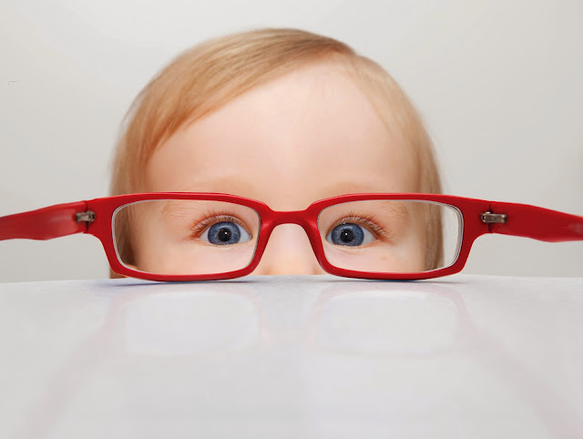 your child's vision