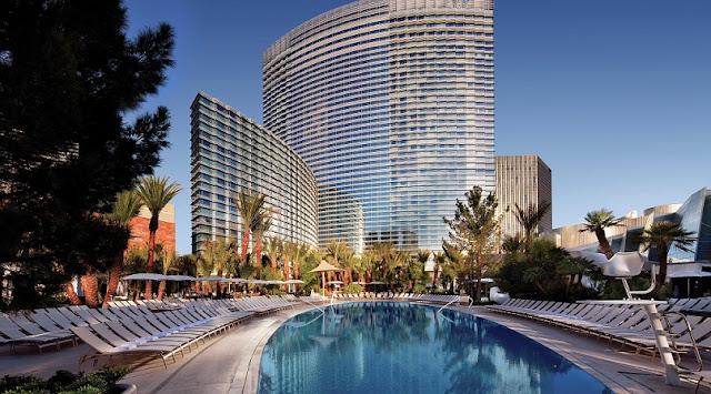 Hotel Aria em Las Vegas