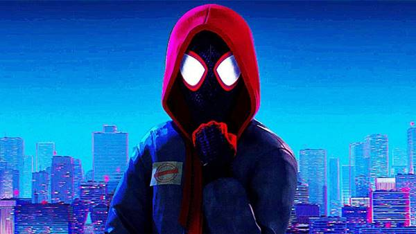 fakta film spiderman into the spiderverse