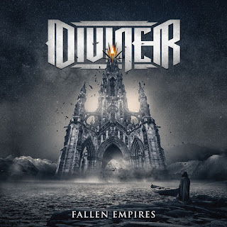 "Το lyric video των Diviner για το τραγούδι ""The Legend Goes On"" από το album ""Fallen Empires"""