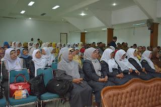 Sekda Kota Padang Panjang Minta PNS Pensiun Tetap Ber Aktifitas