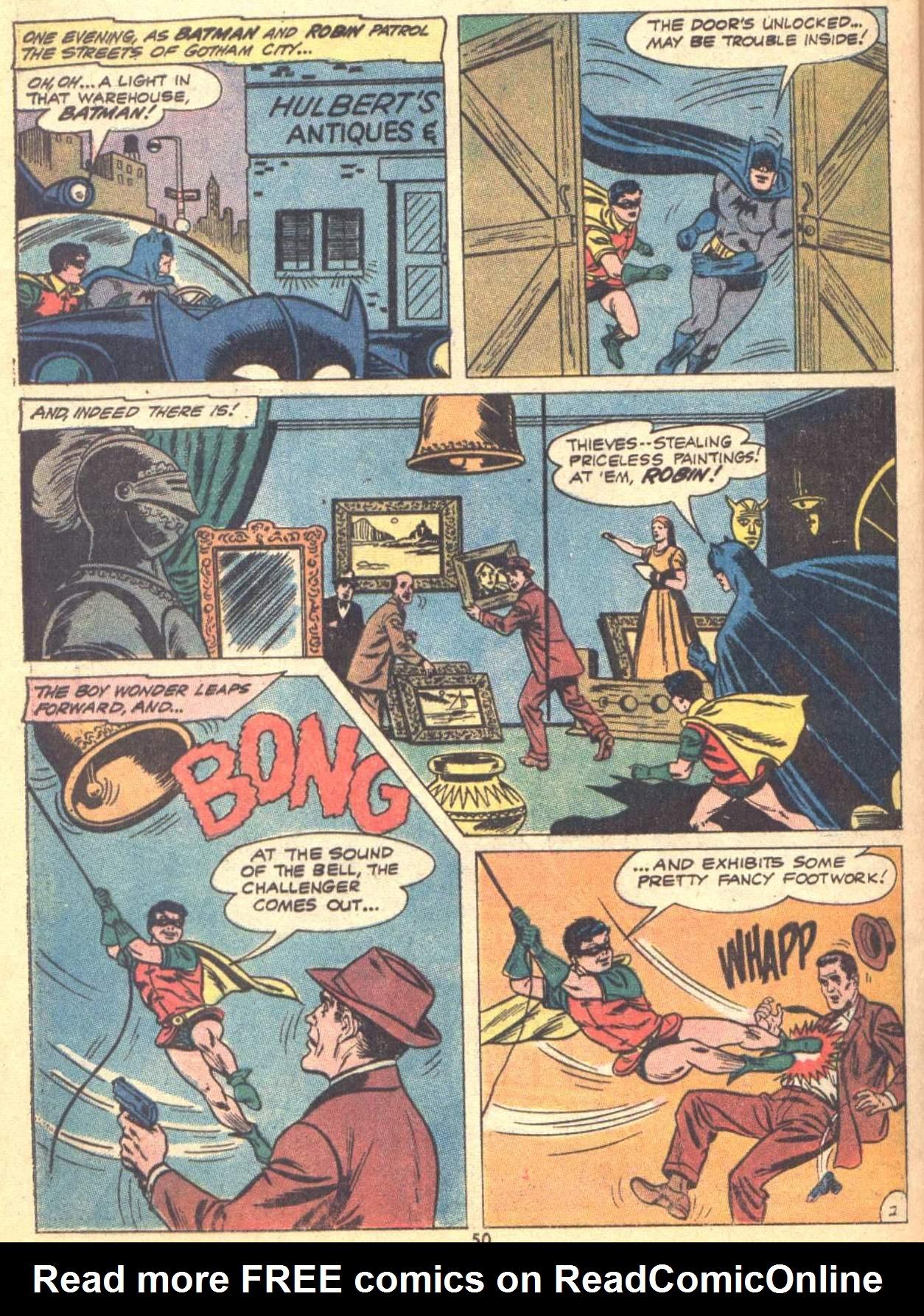 Read online World's Finest Comics comic -  Issue #206 - 45