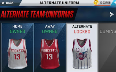 download last version of NBA 2K17 Apk + Mod (a lot of money) + Data