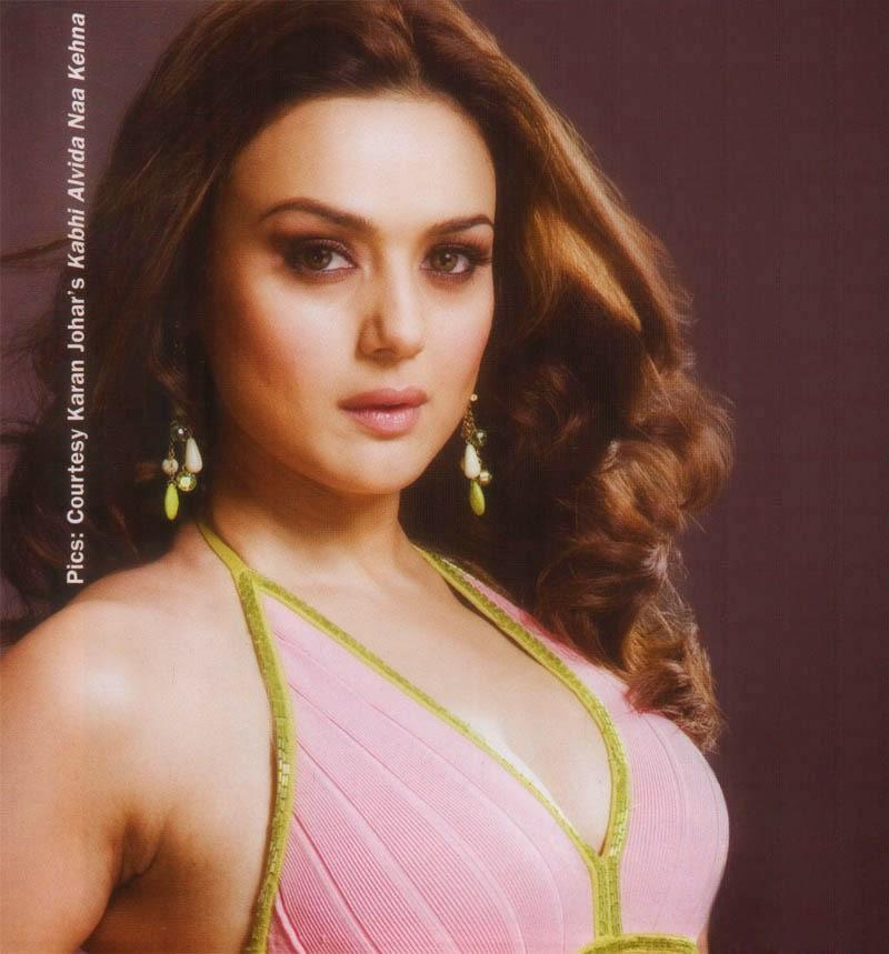 Bollywood Pics Pix4World Preity Zinta Beautiful Pics Hot -2470