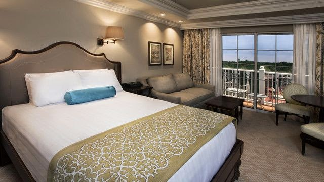 Grand Floridian 1 Bedroom Villa Floor Plan: Disney Musings: Choosing Your Resort By Room Picture