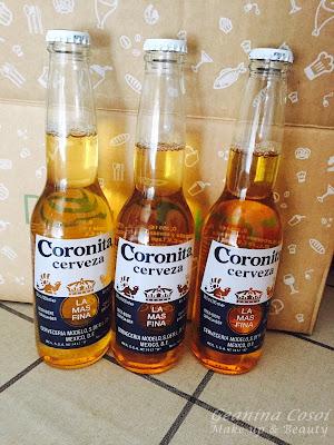 Cerveza Coronita Degustabox Febrero 2016