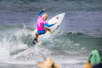 27 Tatiana Weston Webb Vans US Open of Surfing foto WSL Kenneth Morris