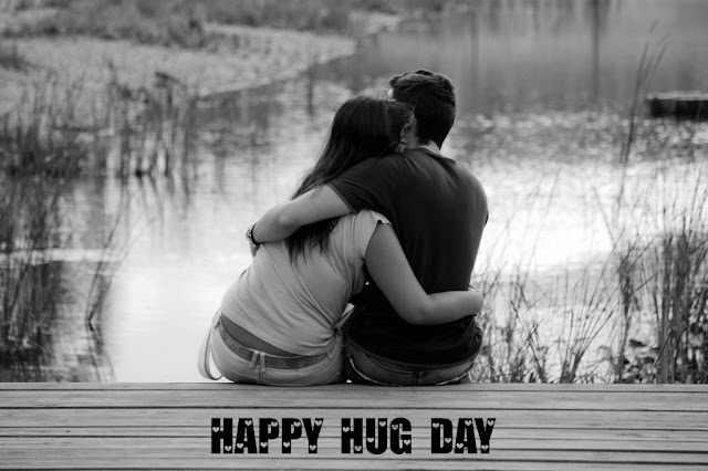 Hug Day 2017 Greeting cards for lover