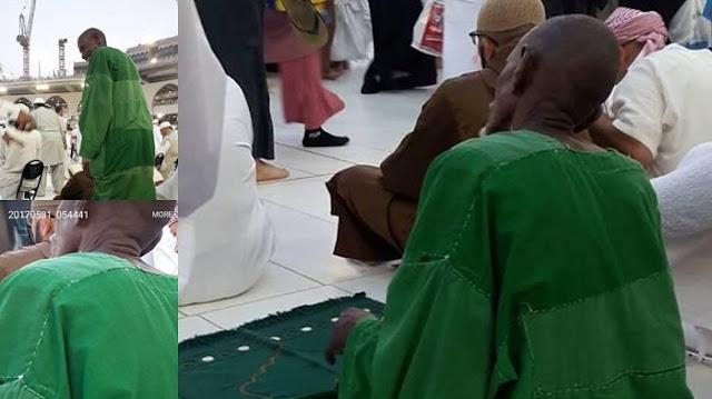Subhanallah, Muncul Sosok Misterius Berjubah Hijau di Makkah, Benarkah Dia Guru Nabi Musa?