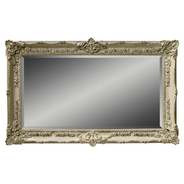 Learn How To Make A Mirror From A Picture Frame - shabbyfufu.com