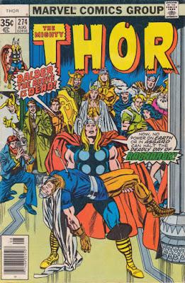 Thor #274, Ragnarok