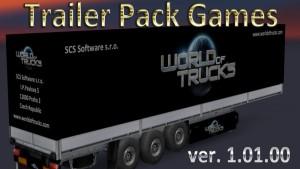 Games Trailers Pack v 1.01.00