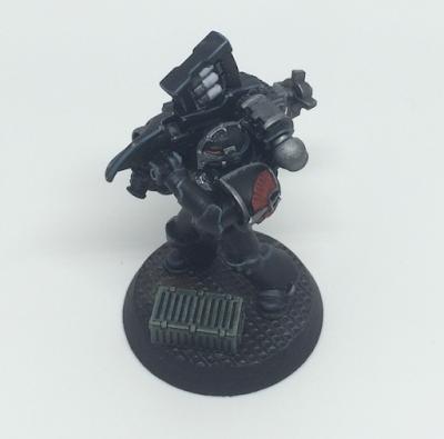 Horus Heresy First Legion Heavy Support Squad WIP