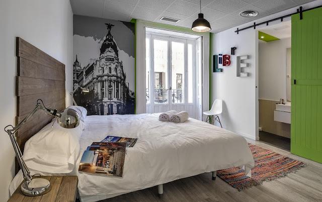 U Hostel em Madri