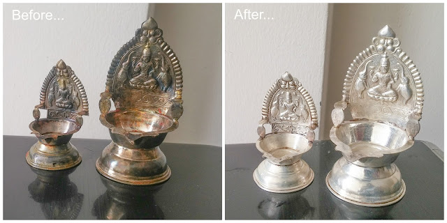 How to clean Silver Items