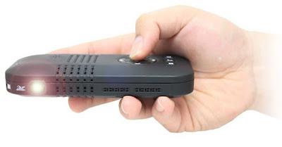 Smartphone Pocket Projector