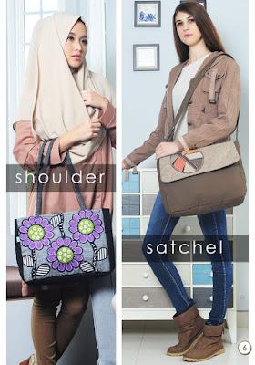 tas cantik wanita, tas satchel, tas shoulder, shoulder bag