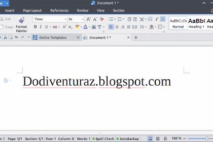 Install WPS Office 9.1.0 Alpha 15 di Elementary OS
