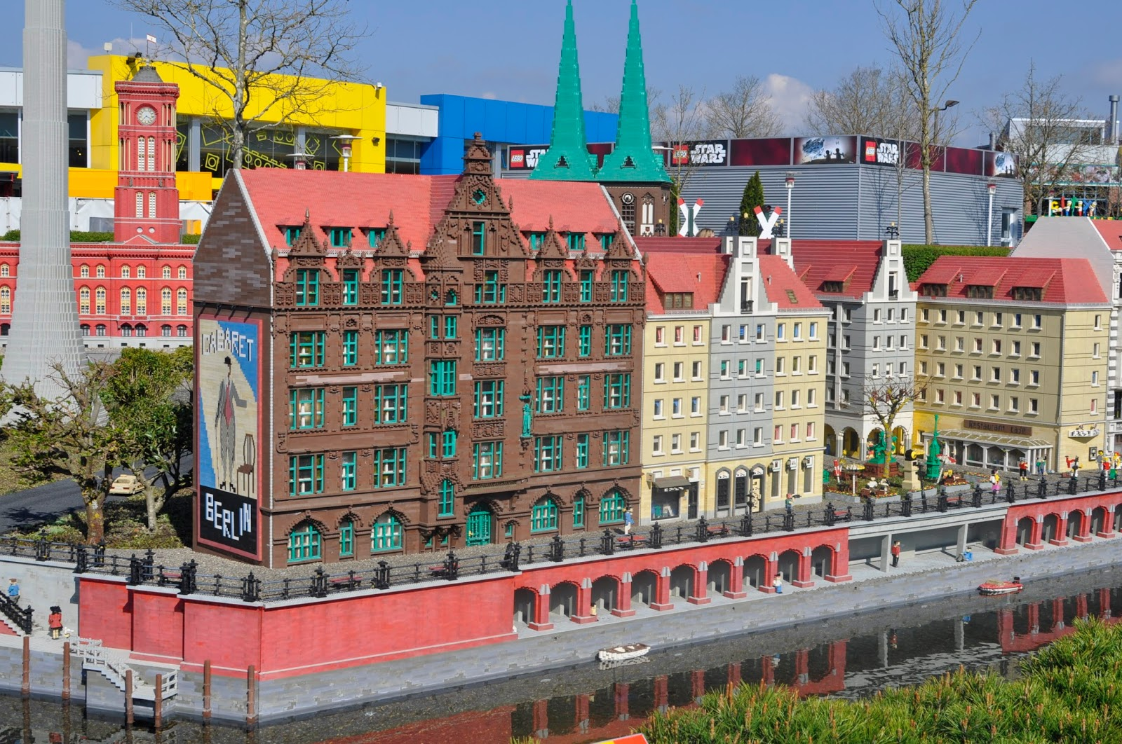 Legoland jak dojechac?