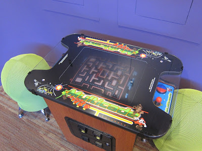 Taco Bell HQ Game Room 2