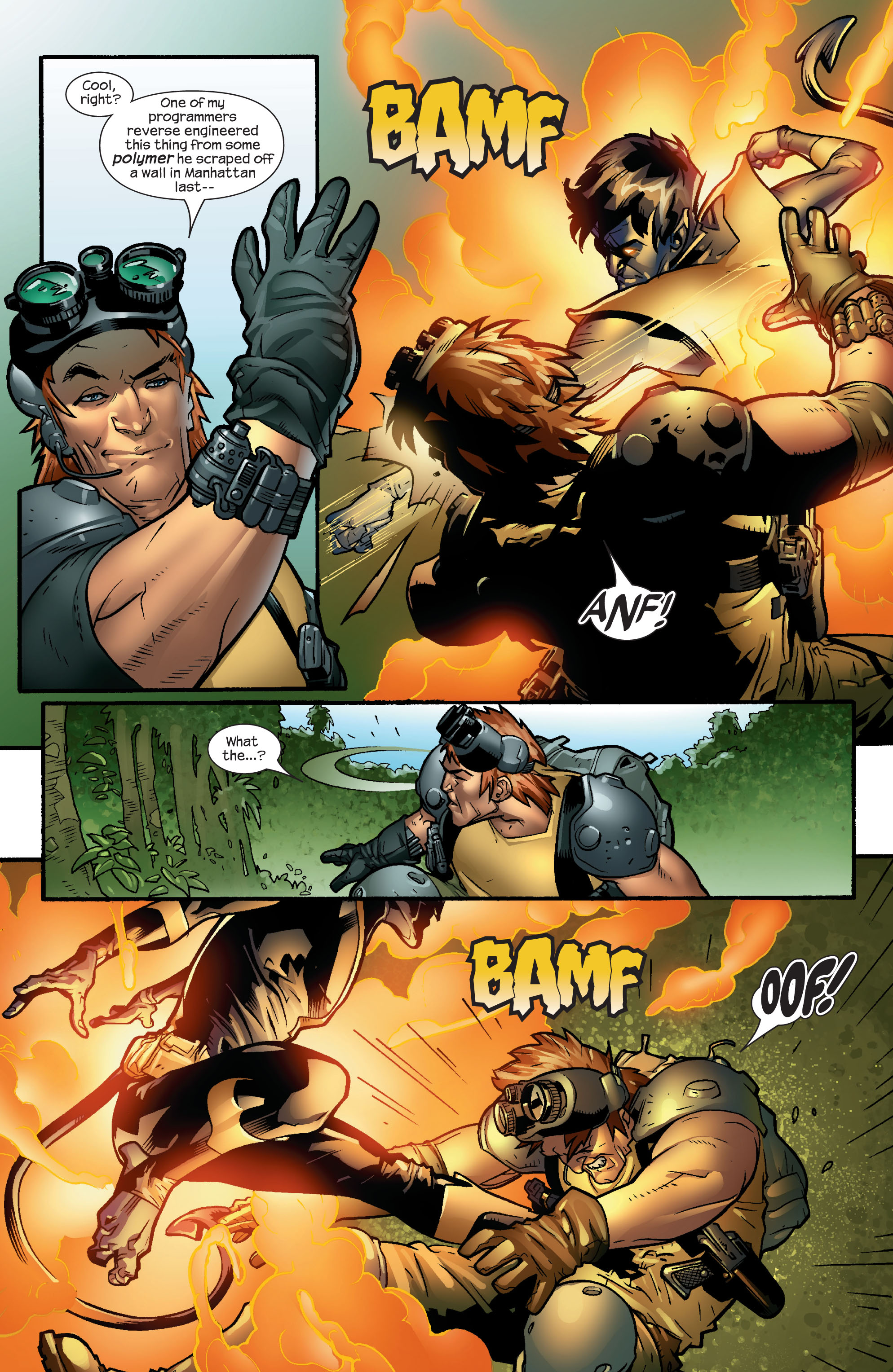 Read online Ultimate X-Men comic -  Issue #55 - 18