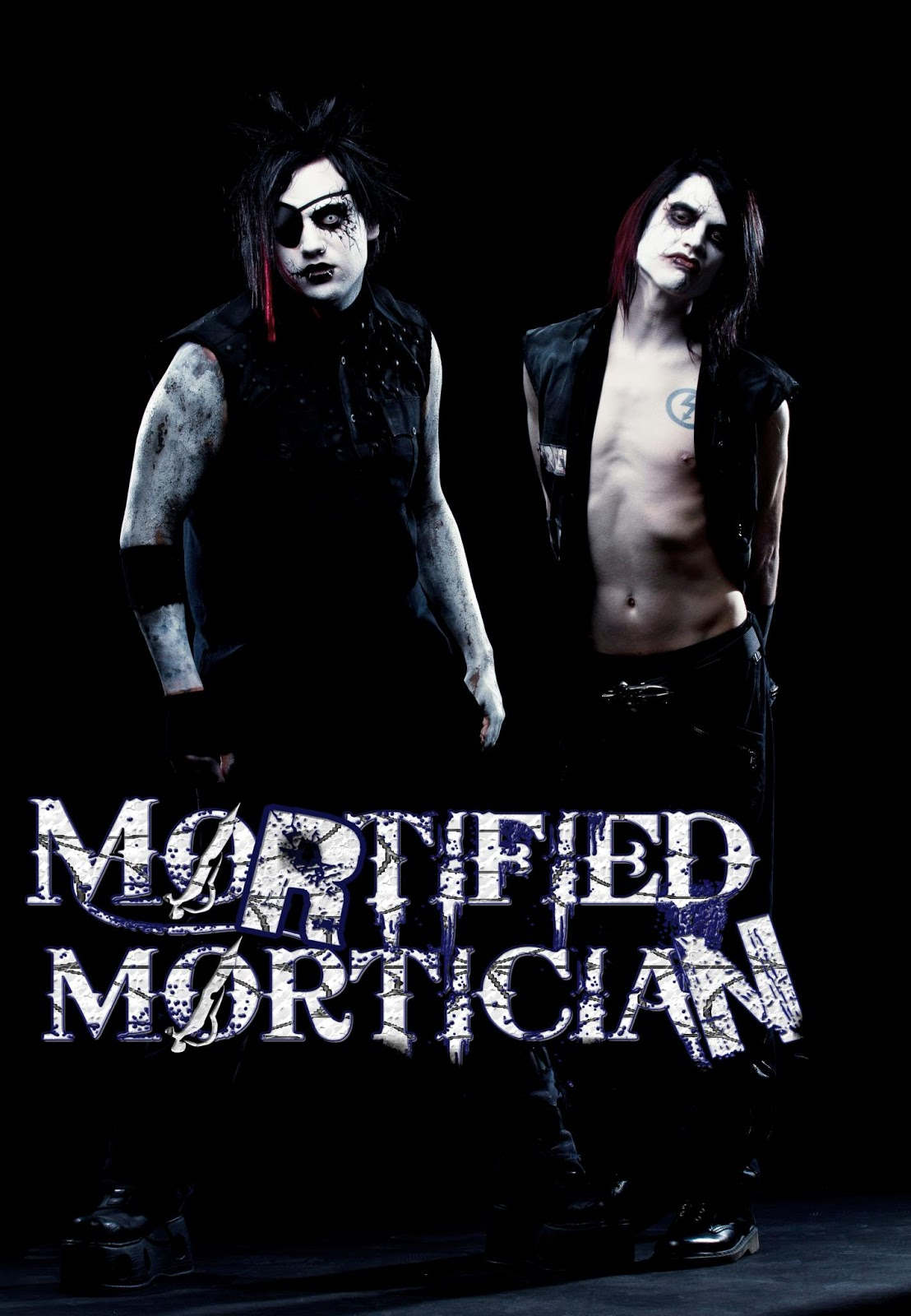 mortified mortician out on tour wednesday concert photos mortified mortician was founded in early 2012 by kyle castronovo rhythm lead guitar and matt jefferson vocals when castronovo struck by inspiration