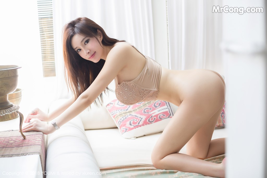 Image YouMi-Vol.197-Tu-Fei-Yuan-Ai-Cuo-Qiong-MrCong.com-003 in post YouMi Vol.197: Người mẫu 奶瓶土肥圆 (48 ảnh)