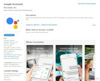 You can now download Google Assistant in iOS devices
