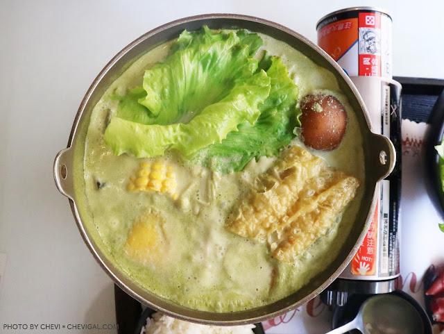 IMG 4075 - 台中龍井│板田精緻小火鍋。什麼口味的火鍋都不稀奇,但是你有吃過抹茶火鍋嗎?