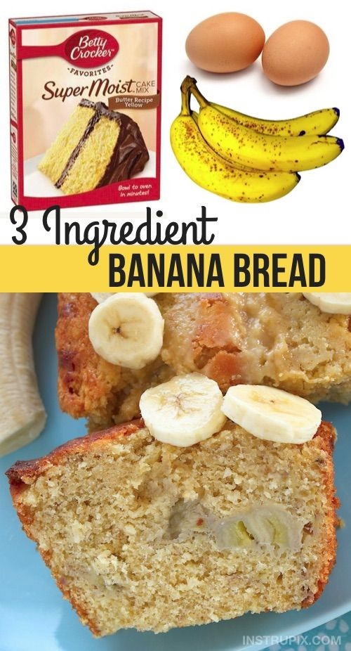 Super Moist & Delicious Banana Bread (So Easy!)