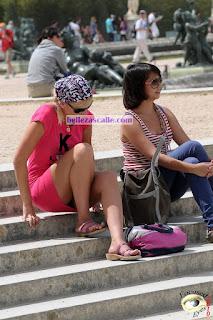 chicas francesas bellas
