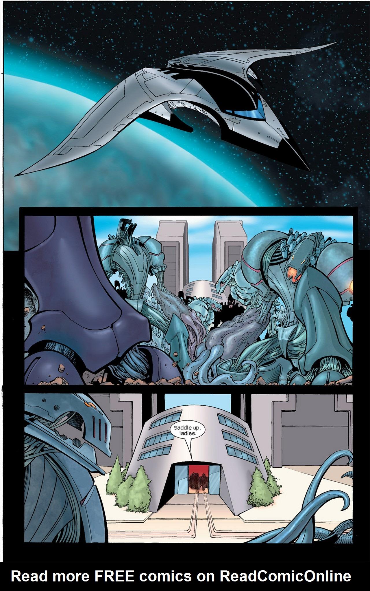 Read online Ultimate Secret comic -  Issue #3 - 21