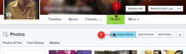 How to Upload Images in High Quality on facebook?
