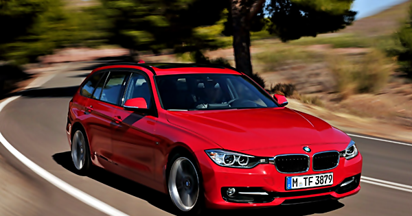 2018 Bmw 3 Series Touring G21 With Three Cylinder Bmw