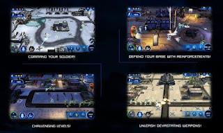 INTRUDERS: Robot Defense Apk v1.0 Mod