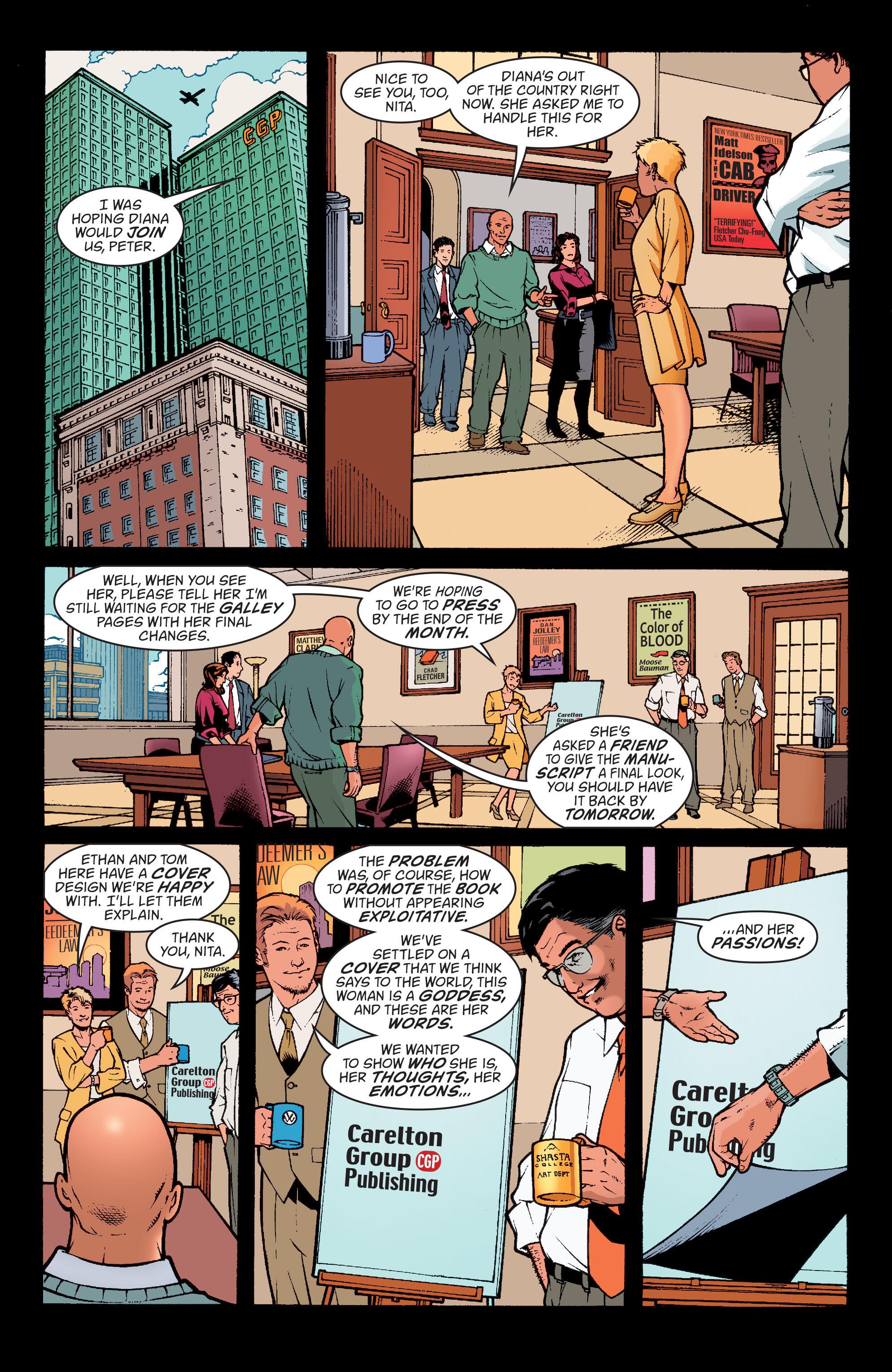 Read online Wonder Woman (1987) comic -  Issue #195 - 9