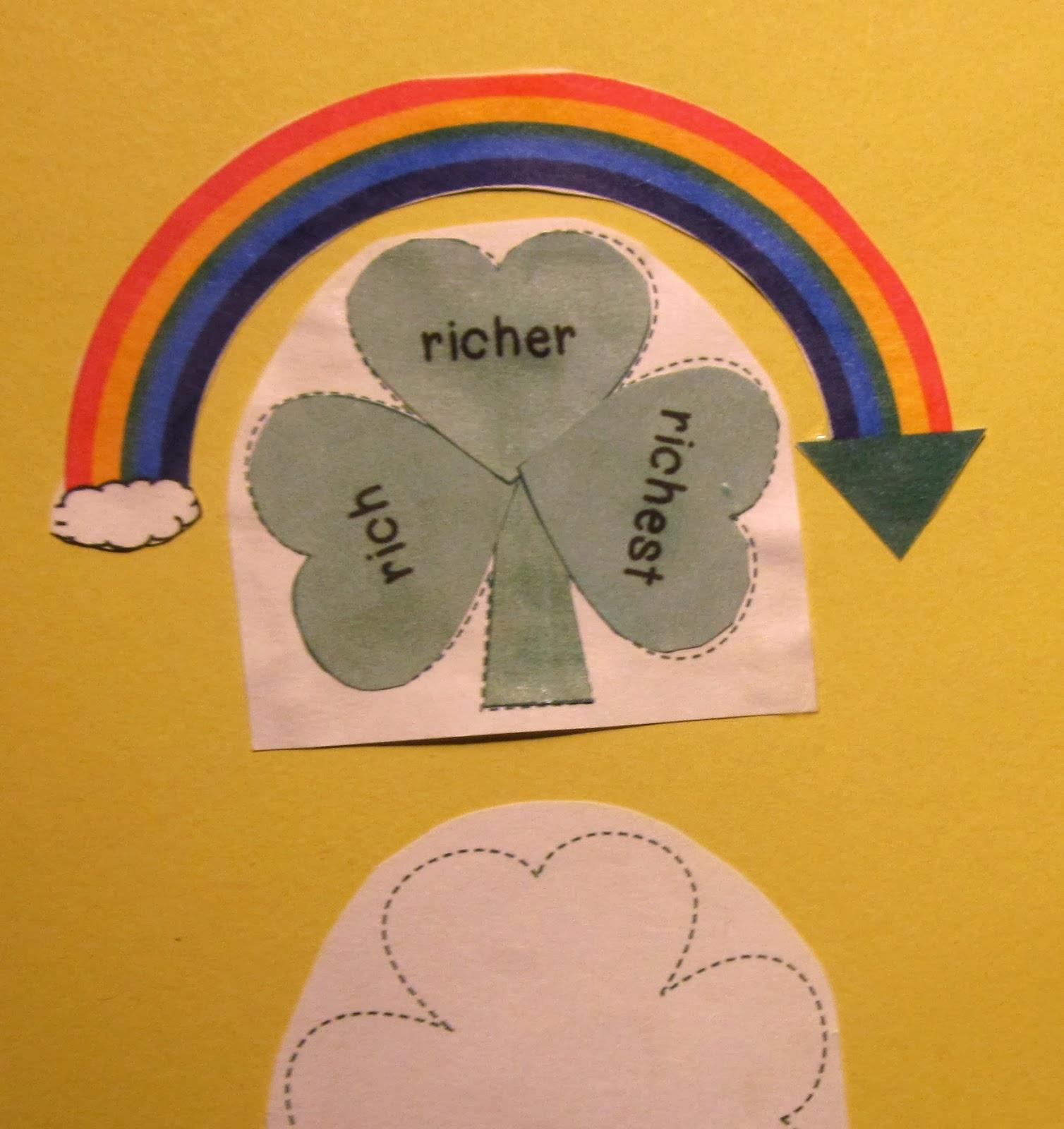 Nyla S Crafty Teaching Adjective Activities