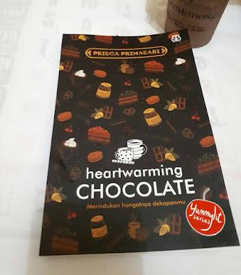 Heartwarming Chocolate karya Prisca Primasari