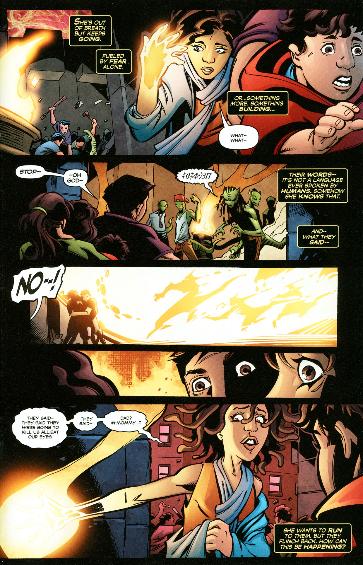 Read online Trinity (2008) comic -  Issue #33 - 26