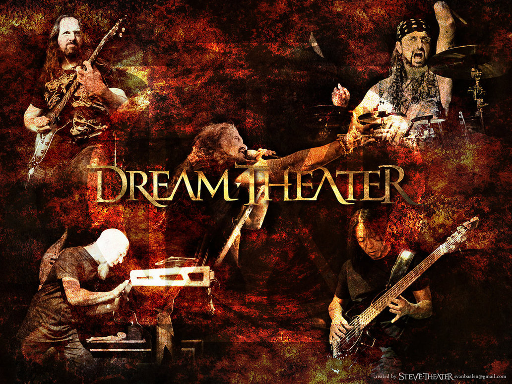 Best Of Dream Theater Wallpapers Hd For: Jimmy Here: Dream Theater Wallpaper