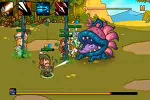Pocket Heroes - Game RPG Berbasis Android
