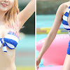 This Idol Looks Adorable In Bikini!